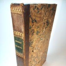 Libros antiguos: HISTORIA GENERAL DE ESPAÑA. POR EL PADRE MARIANA. TOMO 1. MADRID. 1852. GASPAR Y ROIG EDIT.. Lote 183676666