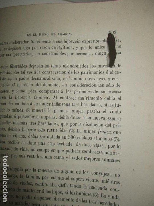 Libros antiguos: ENSAYO SOBRE LA HISTORIA DE LA PROPIEDAD TERRITORIAL EN ESPAÑA. CÁRDENAS, D. Francisco de. 1873. - Foto 5 - 183698725