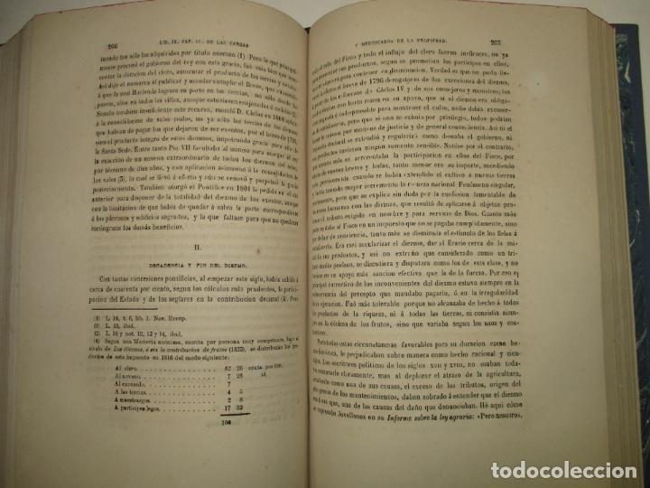 Libros antiguos: ENSAYO SOBRE LA HISTORIA DE LA PROPIEDAD TERRITORIAL EN ESPAÑA. CÁRDENAS, D. Francisco de. 1873. - Foto 8 - 183698725