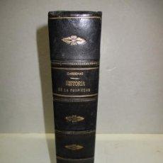Libros antiguos: ENSAYO SOBRE LA HISTORIA DE LA PROPIEDAD TERRITORIAL EN ESPAÑA. CÁRDENAS, D. FRANCISCO DE. 1873.. Lote 183698725