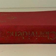 Libros antiguos: CLARIVIDENCIA Y LOS ANALES AKASHICOS. C. W. LEADBEATER. TIP. C. Y ESTEVA. 1908.. Lote 183699865