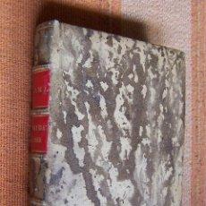 Livres anciens: LAS CORRIDAS DE TOROS. SU ORIGEN, SUS PROGRESOS Y SUS VICISITUDES. D. F. S. DE A. MADRID, 1873.. Lote 183711921