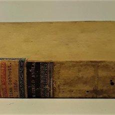 Libros antiguos: MAITRE DANGLAIS. W. COBBETT. LIBR. BOSSANGE ET MASSON. PARÍS. 1816.. Lote 183779726