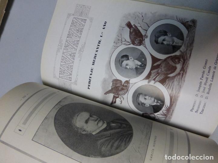 Libros antiguos: Colegio Ntra. Señora de la Bonanova DISTRIBUCIÓN DE PREMIOS MEMORIA DEL CURSO 1919 - 1920 - Foto 2 - 183860926