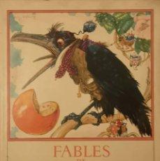 Libros antiguos: FABLES DE LA FONTAINE - 1949 - L'EDITION DE LUXE - JEAN DE LA VARENDE. Lote 183964136