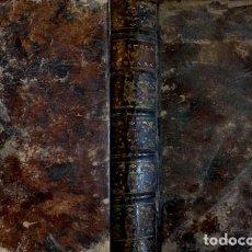 Libros antiguos: GUEVARA, ANTONIO DE. EPÍSTOLAS FAMILIARES, TRADUCIONES Y RAZONAMIENTOS DEL ILUSTRÍSIMO SR... 1732.. Lote 183991551