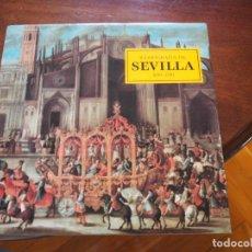 Libros antiguos: ICONOGRAFÍA DE SEVILLA 1650-1790, VOL II, JUAN MIGUEL SERRERA Y ALBERTO OLIVER, ED EL VISO, 1989. Lote 184074673
