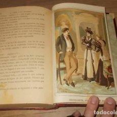 Libros antiguos: LA CORTE Y SUS MISTERIOS O LOS GRANDES CRIMINALES. RAFAEL DEL CASTILLO. ILUSTRACIONES . BARCELONA. Lote 184151228
