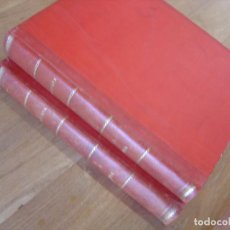 Libros antiguos: LA ESFERA. 2 TOMOS. AÑO 1916. BUENA ENCUADERNACIÓN.. Lote 184173511