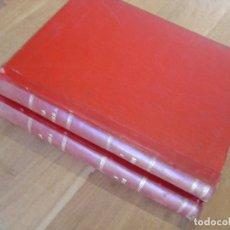 Libros antiguos: LA ESFERA. 2 TOMOS. AÑO 1921. BUENA ENCUADERNACIÓN.. Lote 184174116