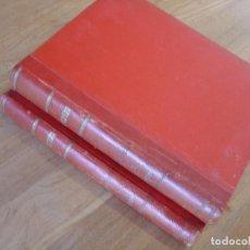 Libros antiguos: LA ESFERA. 2 TOMOS. AÑO 1920. BUENA ENCUADERNACIÓN.. Lote 184175043