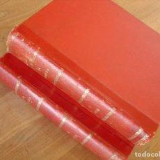 Libros antiguos: LA ESFERA. 2 TOMOS. AÑO 1926. BUENA ENCUADERNACIÓN.. Lote 184178546