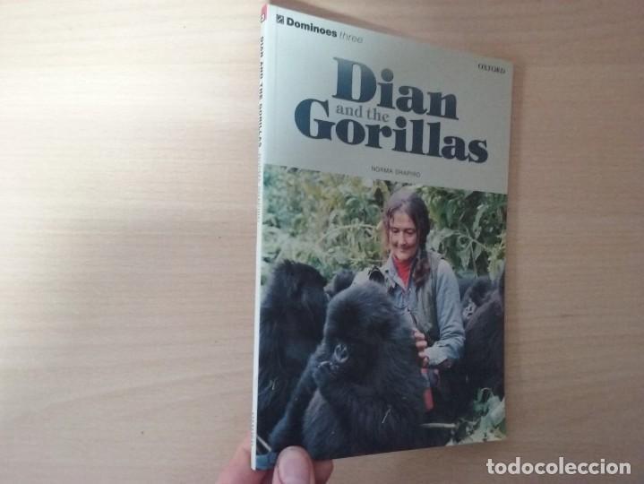 DIAN AND THE GORILLAS: A TRUE STORY - NORMA SHAPIRO DOMINOES THREE OXFORD (Libros Antiguos, Raros y Curiosos - Otros Idiomas)