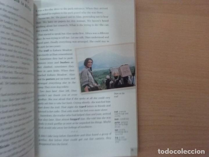 Libros antiguos: DIAN AND THE GORILLAS: A TRUE STORY - NORMA SHAPIRO DOMINOES THREE OXFORD - Foto 5 - 184267663