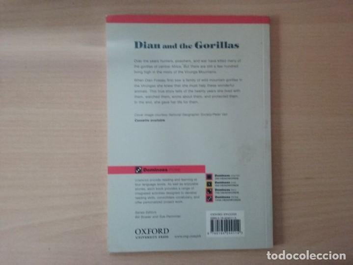 Libros antiguos: DIAN AND THE GORILLAS: A TRUE STORY - NORMA SHAPIRO DOMINOES THREE OXFORD - Foto 6 - 184267663