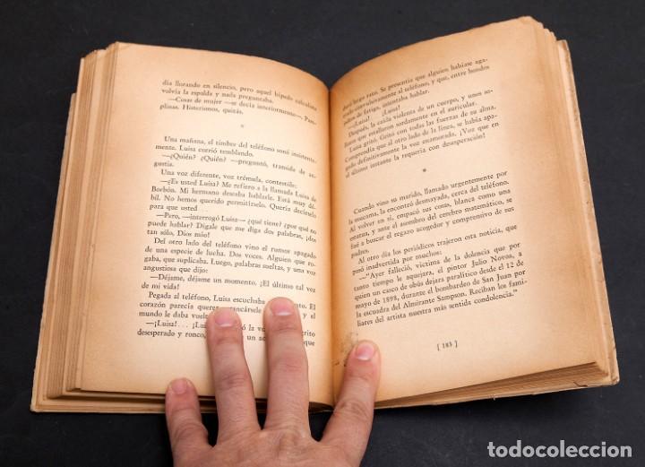 Libros antiguos: VICENTE PALÉS MATOS : VIENTO Y ESPUMA - DEDICATORIA AUTÓGRAFA DEL AUTOR - diepalismo - vanguardias - Foto 6 - 184284028