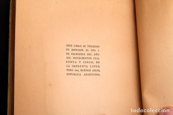 Libros antiguos: VICENTE PALÉS MATOS : VIENTO Y ESPUMA - DEDICATORIA AUTÓGRAFA DEL AUTOR - diepalismo - vanguardias - Foto 7 - 184284028
