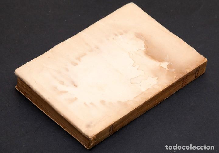Libros antiguos: VICENTE PALÉS MATOS : VIENTO Y ESPUMA - DEDICATORIA AUTÓGRAFA DEL AUTOR - diepalismo - vanguardias - Foto 8 - 184284028