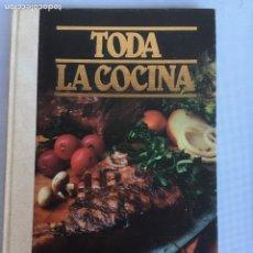 Libros antiguos: TODA LA COCINA VOL. 1 - BIBLIOTECA ALCAR - EDICIONES SARPE - 1983 - RECETAS. Lote 184406652