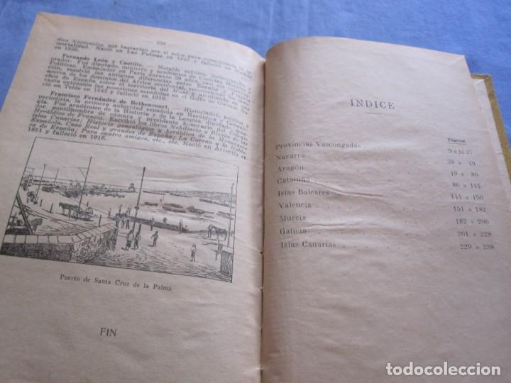 Libros antiguos: ESPAÑA, MI PATRIA - JOSE DALMAU CARLES 1934 - Foto 12 - 184451868