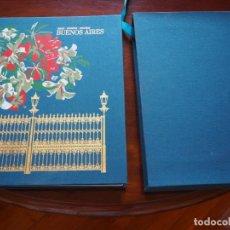 Libros antiguos: BUENOS AIRES: MIRAR. ADMIRAR. ESCOLTAR, ED. GAS NATURAL 1996. Lote 184454337