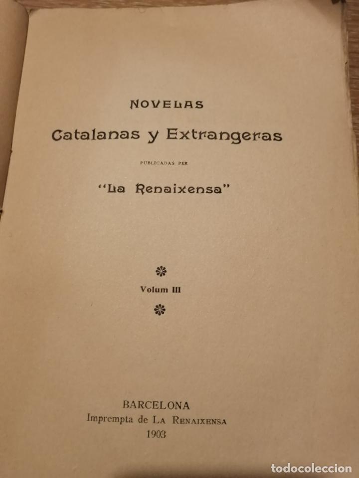 Libros antiguos: CIUTADANS DE BON HUMOR. ELIAS KRAEMMER. 1903 - Foto 4 - 184495825