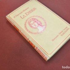 Livros antigos: LA ENEIDA - PUBLIO VIRGILIO MARON - MONTANER Y SIMÓN EDITORES AÑO 1911 - ANOB. Lote 184519806