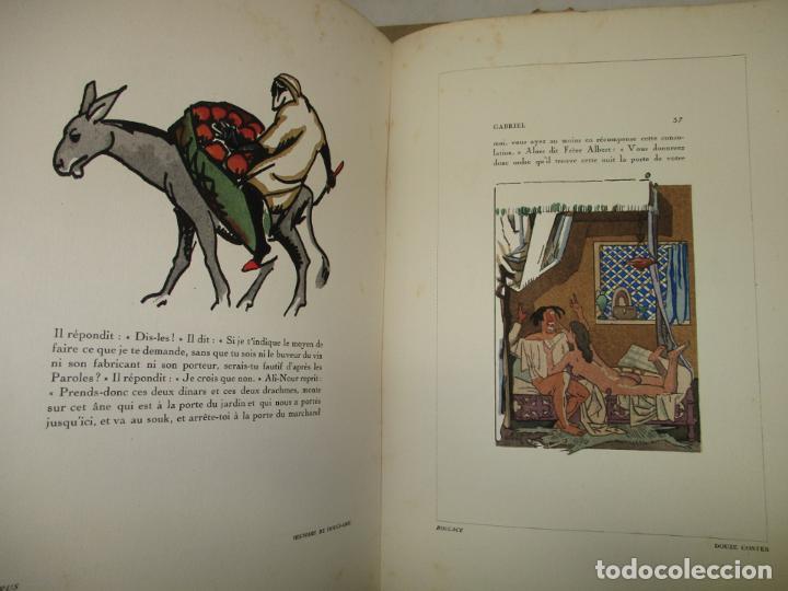 Libros antiguos: LIVRE D'OR DU BIBLIOPHILE. Première Année 1925. Deuxième Année 1926-1927. Troisième Année 1928-1929. - Foto 3 - 123147084
