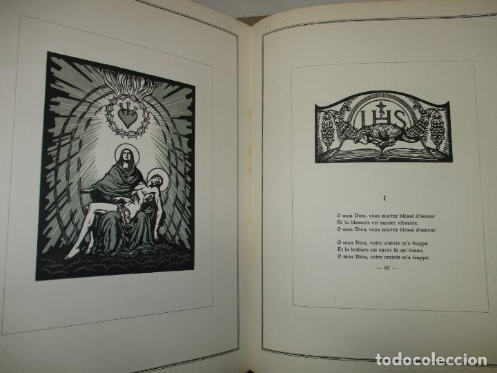 Libros antiguos: LIVRE D'OR DU BIBLIOPHILE. Première Année 1925. Deuxième Année 1926-1927. Troisième Année 1928-1929. - Foto 4 - 123147084