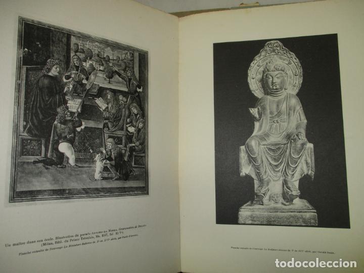 Libros antiguos: LIVRE D'OR DU BIBLIOPHILE. Première Année 1925. Deuxième Année 1926-1927. Troisième Année 1928-1929. - Foto 5 - 123147084