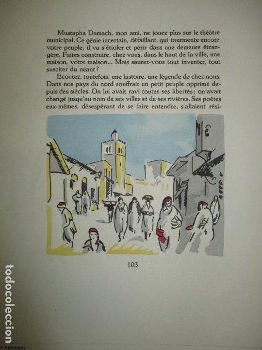 Libros antiguos: LIVRE D'OR DU BIBLIOPHILE. Première Année 1925. Deuxième Année 1926-1927. Troisième Année 1928-1929. - Foto 10 - 123147084