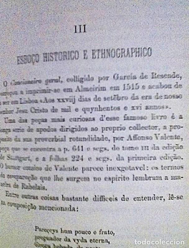 Libros antiguos: GITANOS. OS CIGANOS DE PORTUGAL ADOLFO COELHO - Foto 2 - 184564438