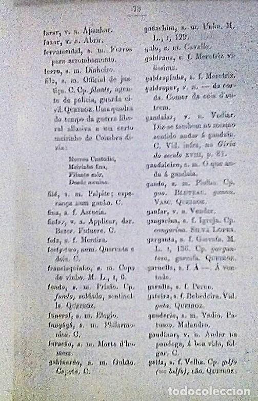 Libros antiguos: GITANOS. OS CIGANOS DE PORTUGAL ADOLFO COELHO - Foto 3 - 184564438