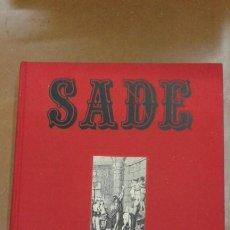 Libri antichi: OBLIQUES DE SADE Nº 12-13. Lote 184566957