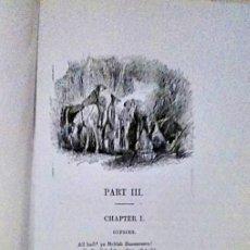 Libros antiguos: GIPSIES ¿1860? ESTUDIO SOBRE EL PUEBLO GITANO STUDY ON THE GYPSY PEOPLE. Lote 184571733