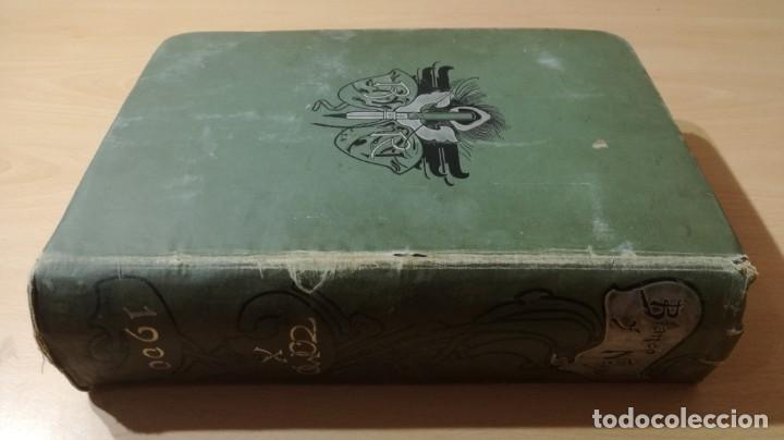 Libros antiguos: BLANCO Y NEGRO 1900 - VER FOTOS- - Foto 4 - 184650470