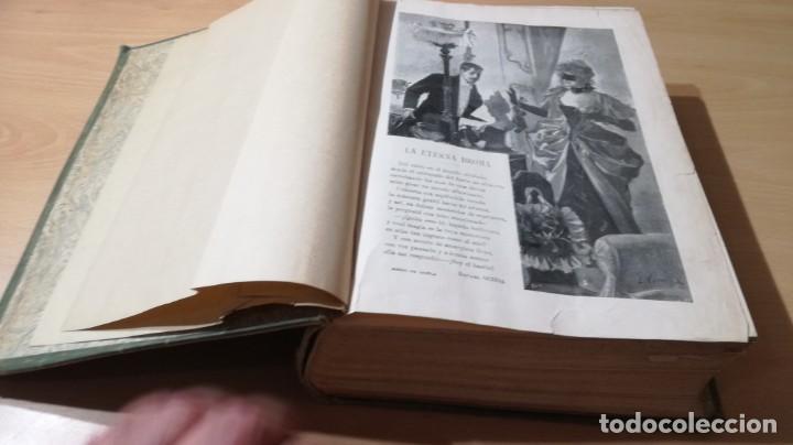 Libros antiguos: BLANCO Y NEGRO 1900 - VER FOTOS- - Foto 7 - 184650470