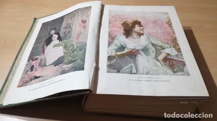 Libros antiguos: BLANCO Y NEGRO 1900 - VER FOTOS- - Foto 8 - 184650470