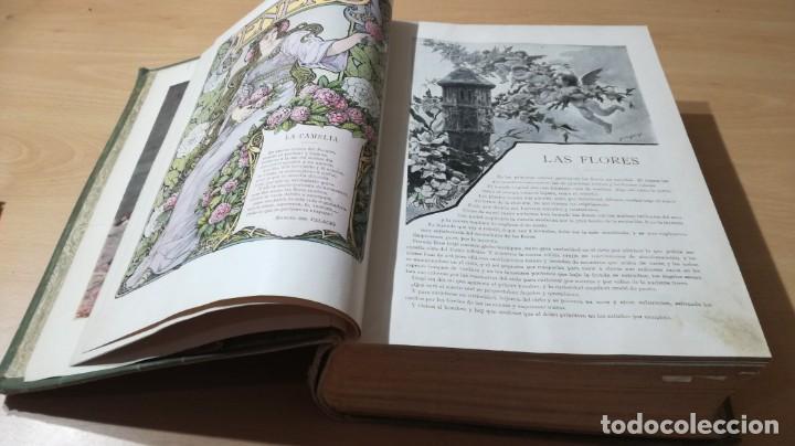 Libros antiguos: BLANCO Y NEGRO 1900 - VER FOTOS- - Foto 9 - 184650470