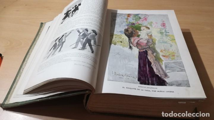 Libros antiguos: BLANCO Y NEGRO 1900 - VER FOTOS- - Foto 11 - 184650470
