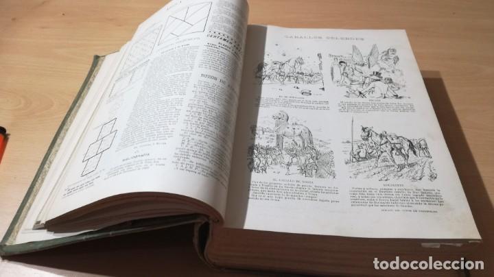 Libros antiguos: BLANCO Y NEGRO 1900 - VER FOTOS- - Foto 14 - 184650470