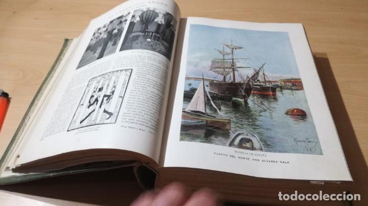 Libros antiguos: BLANCO Y NEGRO 1900 - VER FOTOS- - Foto 15 - 184650470