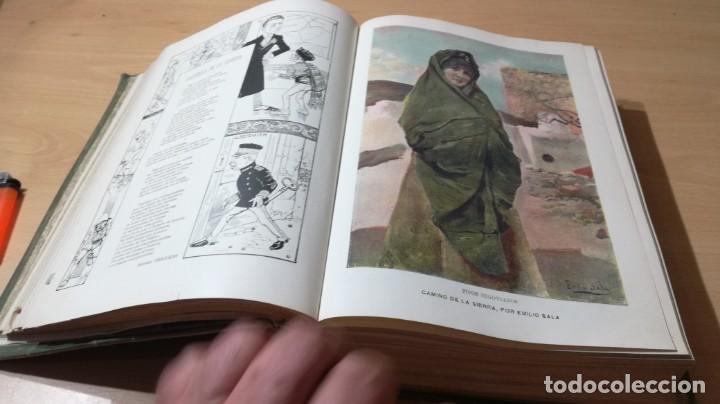 Libros antiguos: BLANCO Y NEGRO 1900 - VER FOTOS- - Foto 16 - 184650470