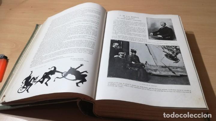 Libros antiguos: BLANCO Y NEGRO 1900 - VER FOTOS- - Foto 17 - 184650470