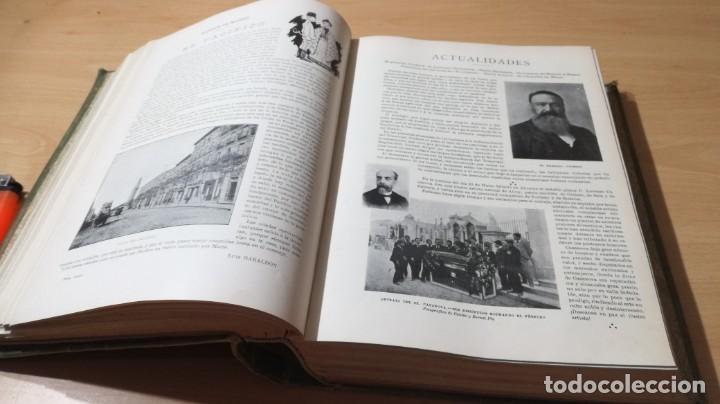 Libros antiguos: BLANCO Y NEGRO 1900 - VER FOTOS- - Foto 20 - 184650470