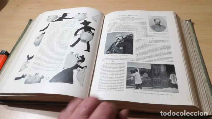 Libros antiguos: BLANCO Y NEGRO 1900 - VER FOTOS- - Foto 24 - 184650470