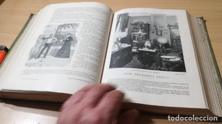Libros antiguos: BLANCO Y NEGRO 1900 - VER FOTOS- - Foto 27 - 184650470