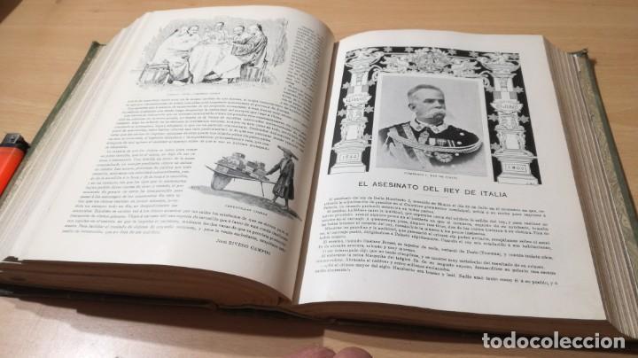 Libros antiguos: BLANCO Y NEGRO 1900 - VER FOTOS- - Foto 30 - 184650470