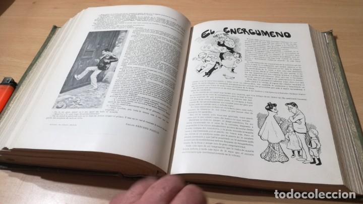 Libros antiguos: BLANCO Y NEGRO 1900 - VER FOTOS- - Foto 31 - 184650470