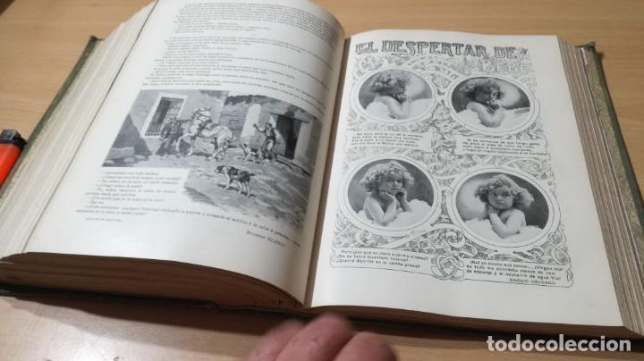 Libros antiguos: BLANCO Y NEGRO 1900 - VER FOTOS- - Foto 34 - 184650470